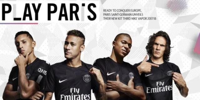 内讧!巴黎核心炮轰内马尔 2.22亿导致兜售球员