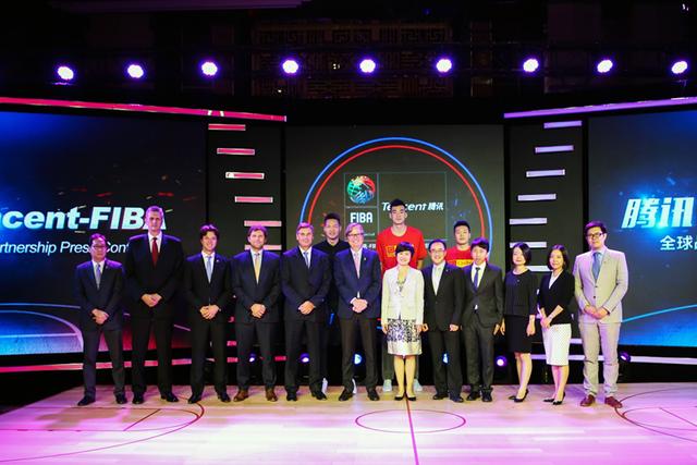 腾讯成FIBA全球顶级合作伙伴 未来9年开启篮球大时代