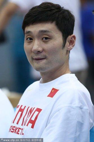 刘炜因伤无缘亚锦赛 男篮12人大名单提前出炉
