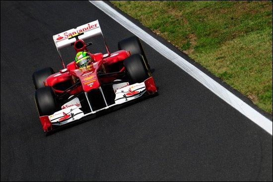法拉利排位赛未达预期 阿隆索期待迈凯轮帮忙