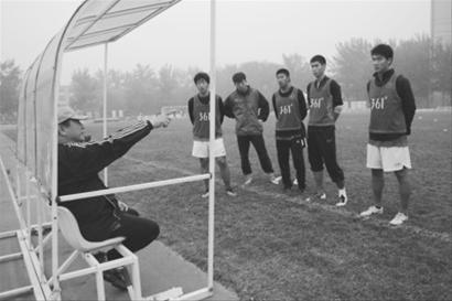 金志扬:孤独的守望者 捍卫着校园足球的理想