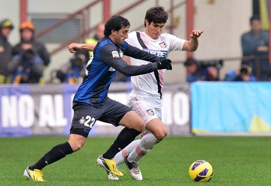 意甲-国米1-0取4轮首胜 拉诺齐亚迫对手乌龙