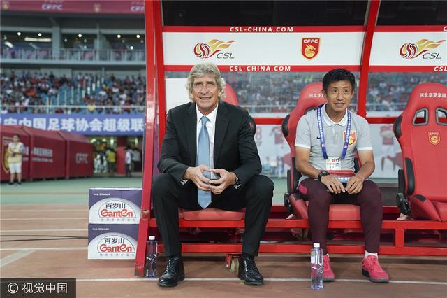 佩公:重庆配得上胜利 球队需要走出被动局面