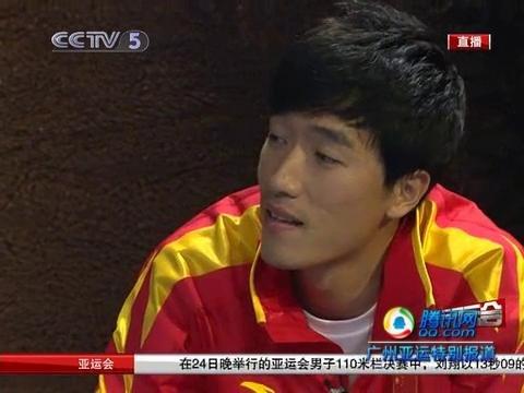 视频:刘翔做客亚运风云会全程回顾