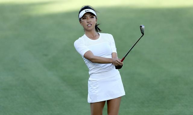 何沐妮迪拜精英赛转职业 偶像冯珊珊是追赶目标