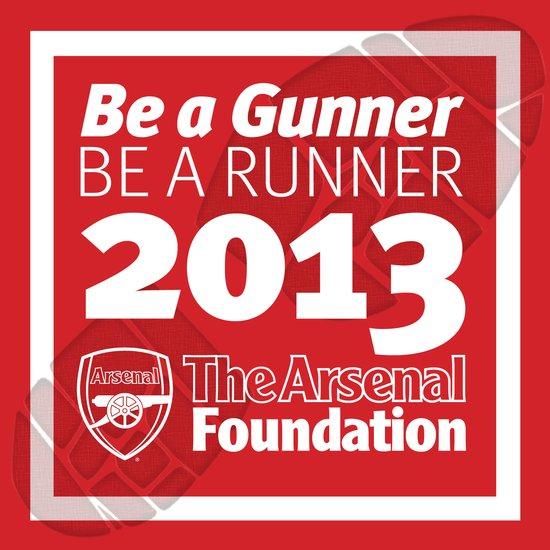 阿森纳俱乐部官方号召:成为枪手 成为跑步者