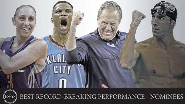 ESPY年度最佳NBA球员前瞻:个人表现vs总冠军