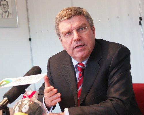 巴赫宣布奥委会主席竞选方案 开专门奥运频道