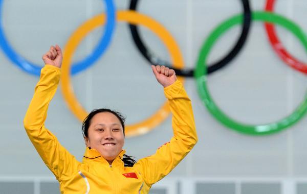 房学峰:准确预测张虹奥运夺金 她已有新对手
