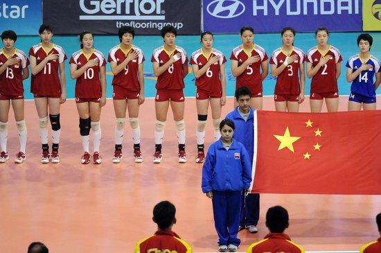 女排世青赛中国获铜牌 杨舟姚迪斩获个人奖项