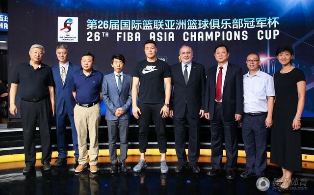它是亚洲最顶级篮球赛事 二度落户中国迎新生
