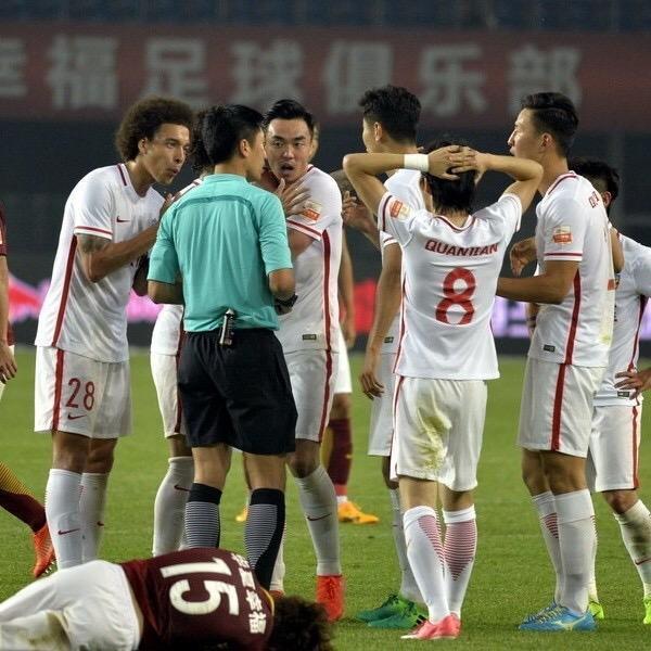 """肖良志:权健张修维行为体现中国足球之""""病"""""""