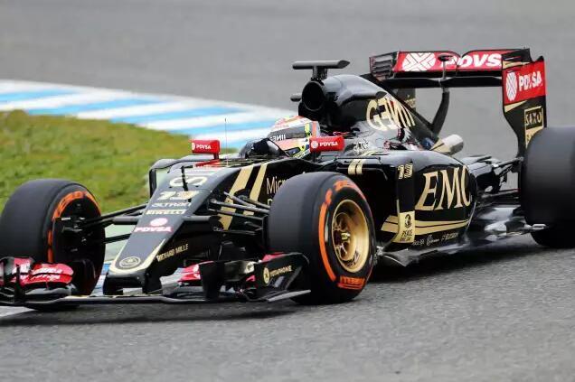 雷诺宣布收购路特斯f1车队 马尔多纳多留队图片