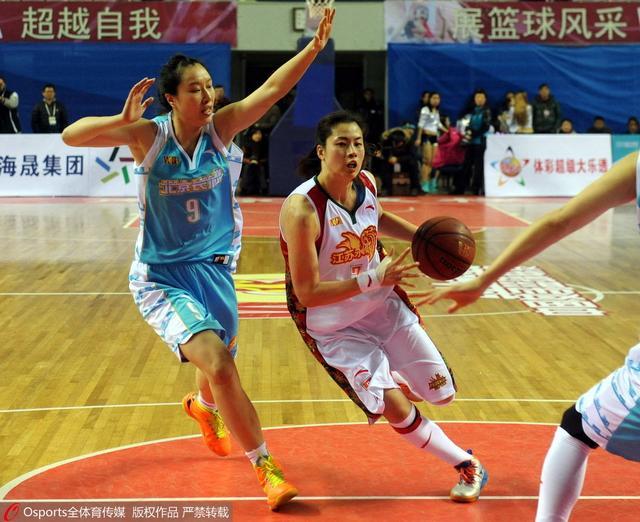 WCBA-半决赛首轮山西客胜八一 北京不敌江苏