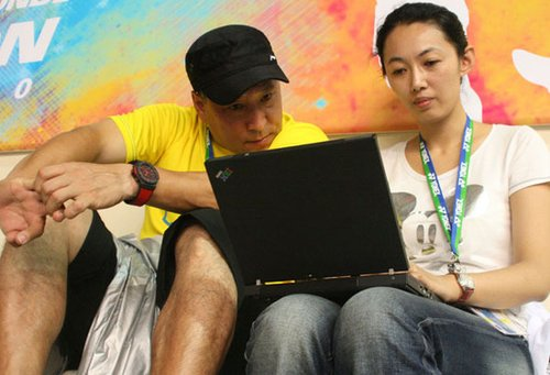 李永波微博回答提问:不管足球 国羽问题在哪