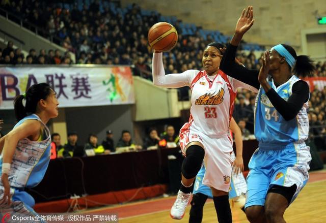 WCBA:广东加时胜沈部 摩尔45分山西轻取北京