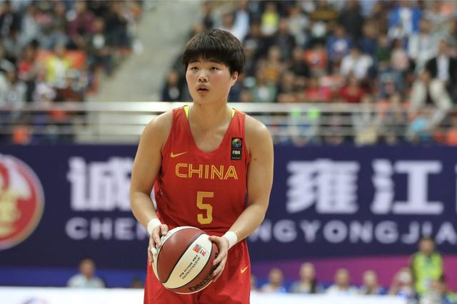 四国赛-国青女篮胜美国夺6连胜 王佳琦21+10