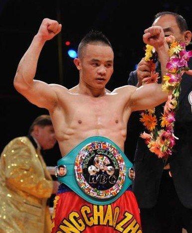 中国首位金腰带冠军恐难卫冕 经纪人:因差钱