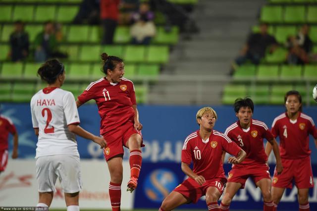 单场4球!神将惊艳亚运 曾助女足8年首胜朝鲜