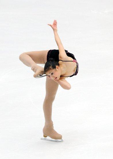 花滑中国杯日本女单揽冠亚 耿冰娃创10年最佳