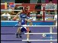 视频:拳击女子48-51kg级决赛 任灿灿领先