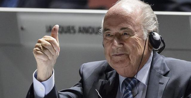 布拉特成功连任国际足联主席 任期将至2019