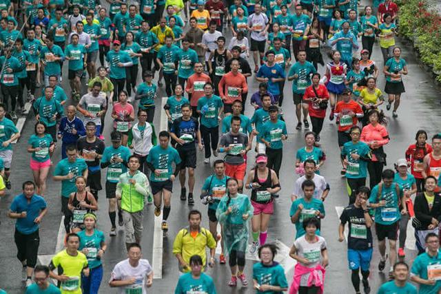 上海马拉松开通退赛申请 名额将进行第三轮抽签