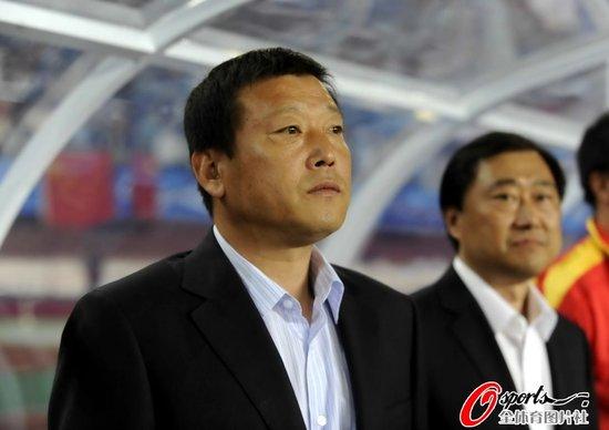 孙卫:中韩差距没那么大 我的未来听领导安排