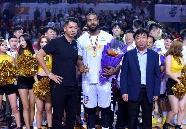 NBL-悍将54分陕西大胜安徽 总比分4-1再夺冠
