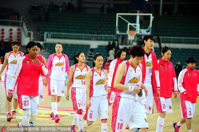 WCBA-半决赛山西主场负八一 北京复仇江苏1-1