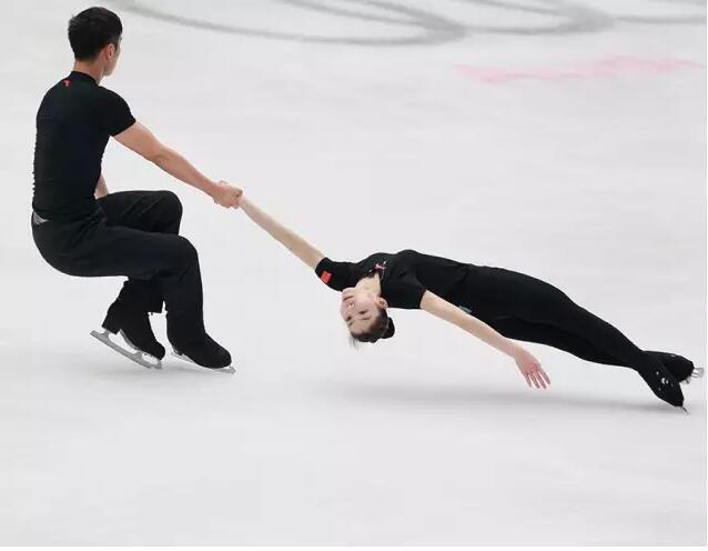 2015中国杯世界花样滑冰大奖赛-双人滑名单