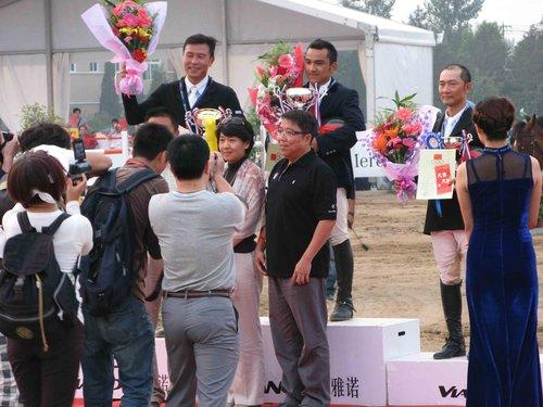 2010唯雅诺全国马术场地障碍赛总决赛落幕