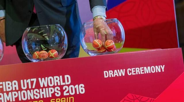 U17世青赛分组:男女篮均遇到澳洲 6月底开战