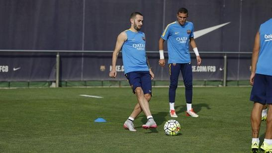 Seven internationals for the first time to participate in training rejoin report vidal
