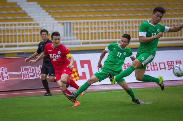 粤澳杯首回合广东送乌龙大礼 澳门2-1逆转胜