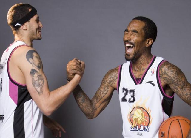 CBA外援再就业调查:34人重回NBA 一人年薪千
