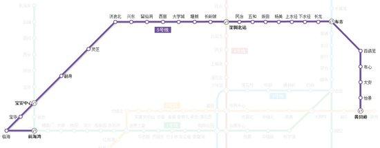 深圳地铁五号线