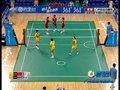 视频:女子藤球决赛第2场 中国发球出界7-11