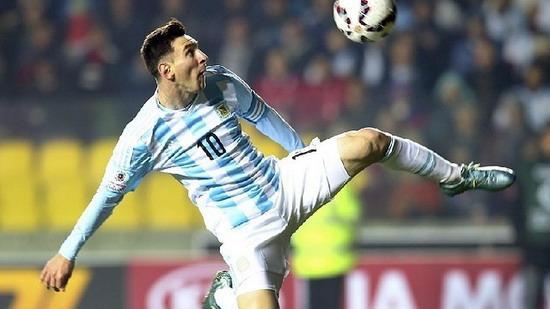 Messi: Expecting Final Goal