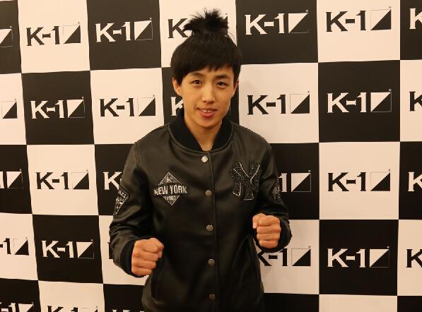 独家专访鄂美蝶:日本拳手作风太顽强很难打