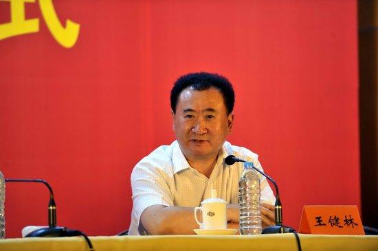 王健林:本不想再碰足球 观察三年不行将终止