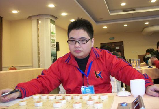 象棋特级大师蒋川 将挑战蒙目棋1对26世界纪录