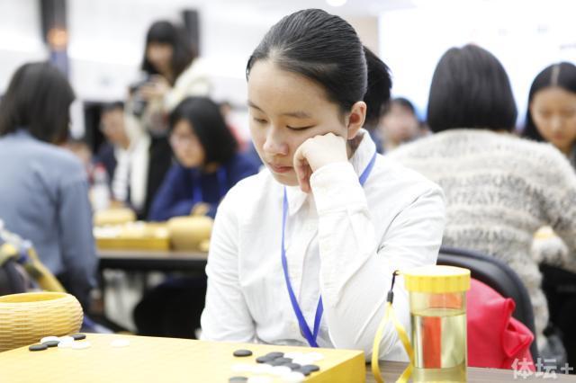 中国女子围棋:最好的年代 学於之莹不愁出路