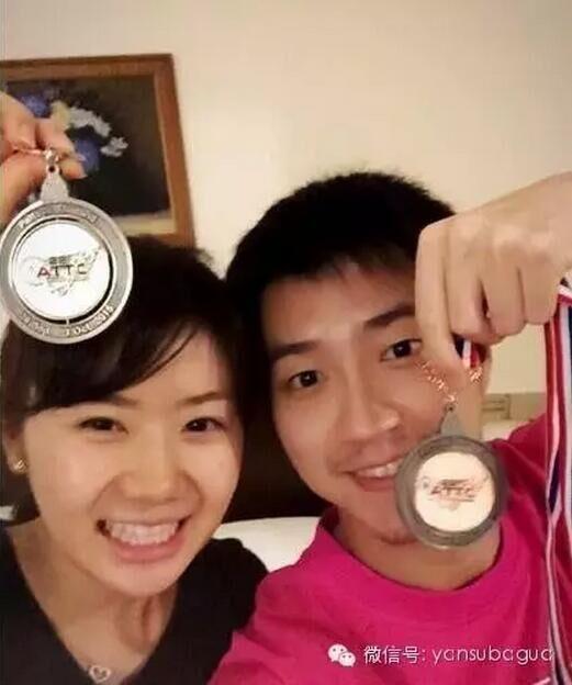 福原爱要结婚啦 东北话和台湾腔谁带跑谁