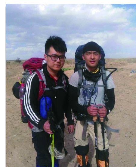 两人徒步穿沙漠一人没回来 失联10天找到遗体