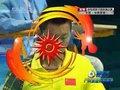 视频:羽毛球男团回放 陈金21-18拿下第一局