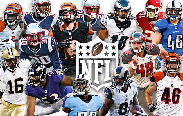 NFL赛制简介:每队16场常规赛+12队进季后赛