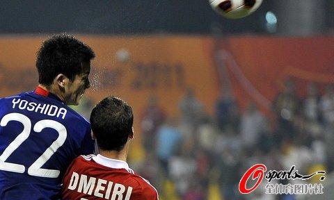 亚洲杯-日本补时进球1-1约旦 韩裔前锋失绝杀