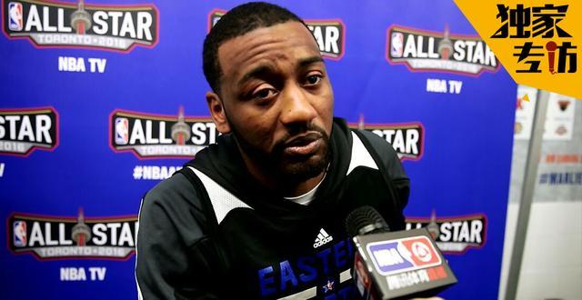 专访沃尔:NBA愈发国际化 科比有望全明星MVP