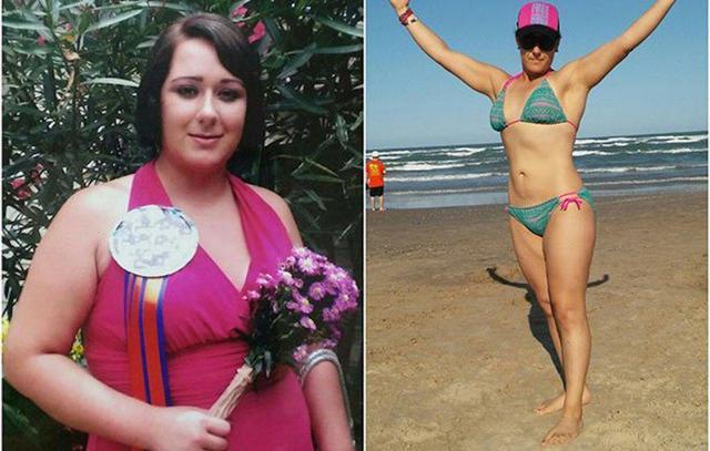 1年减肥36公斤成健身教练 曾把5公里当小目标